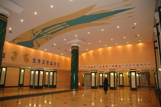 Театр имени мусрепова афиша афиша концертов кубанский казачий хор