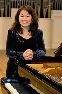 Концерт Жанар Сулеймановой в Филармонии