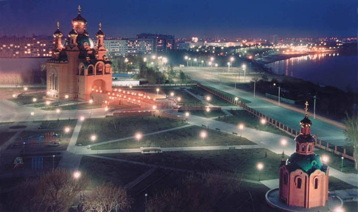 павлодар фото город