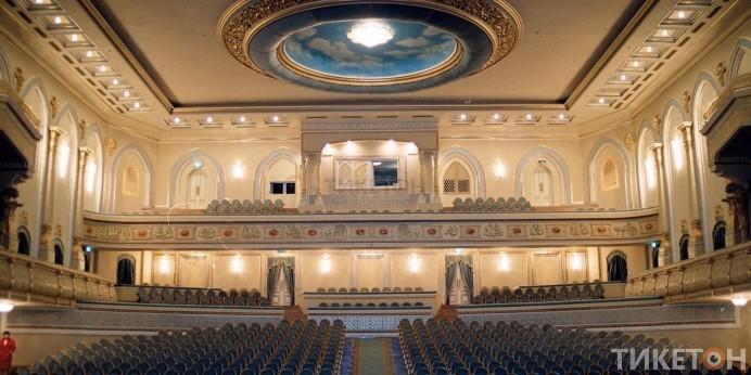 Театр имени ауэзова афиша