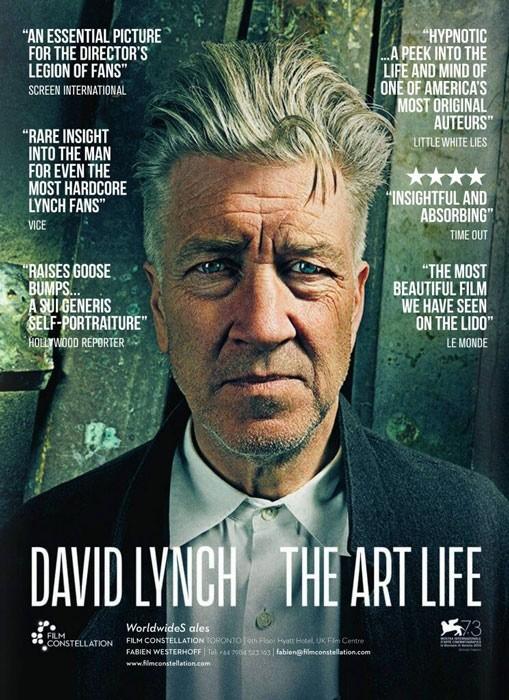 Дэвид Линч. Жизнь в искусстве
