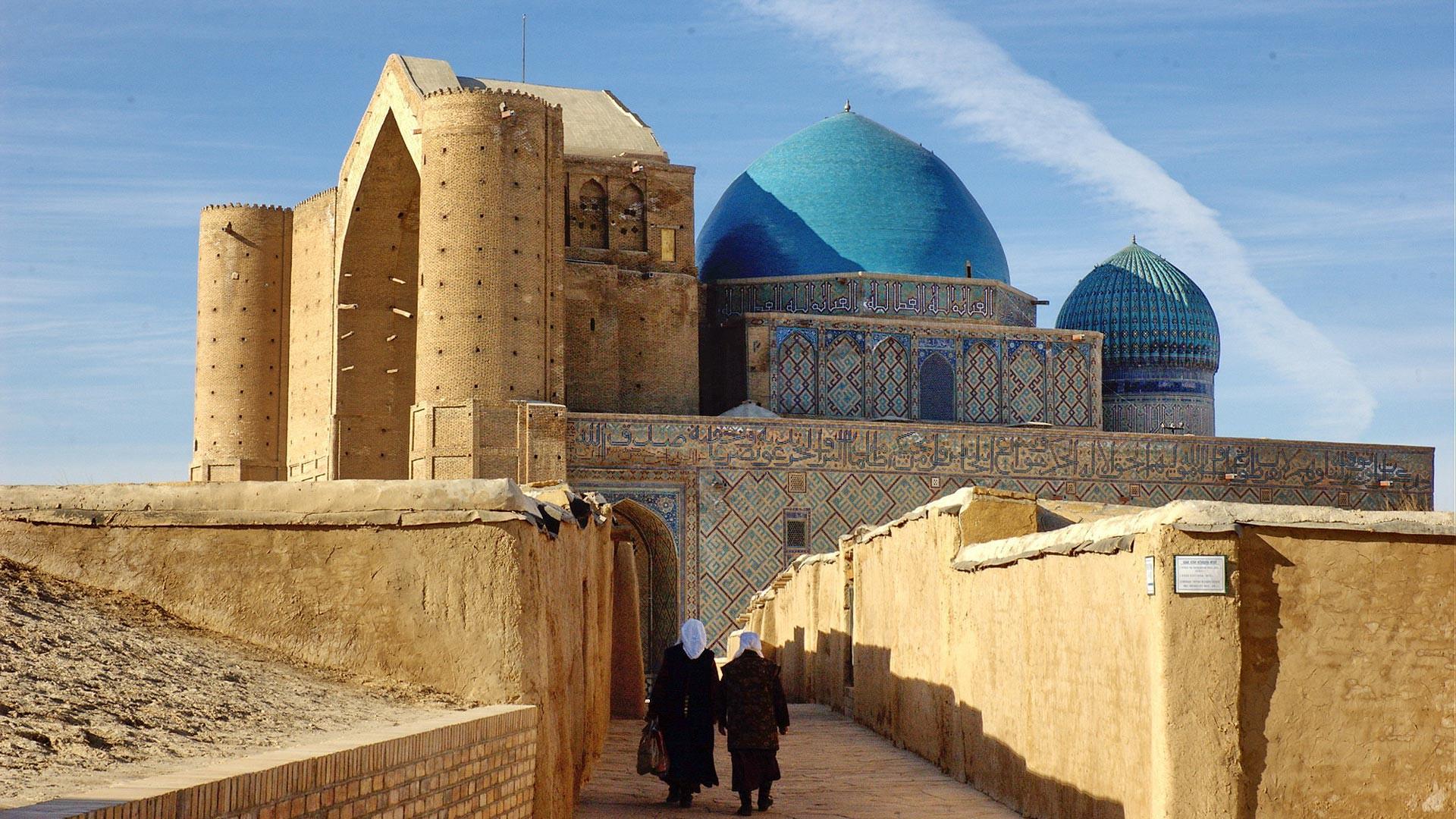 кто поет туркестан древний город вишни город туркестан точно, что