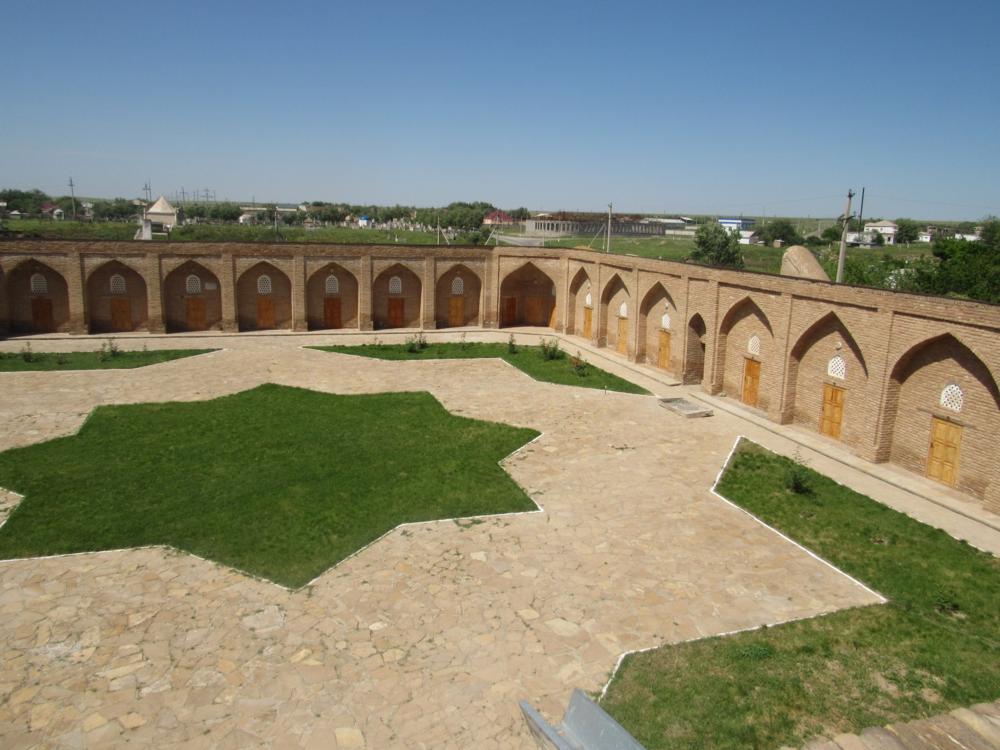 Архитектурный комплекс Аппак Ишана