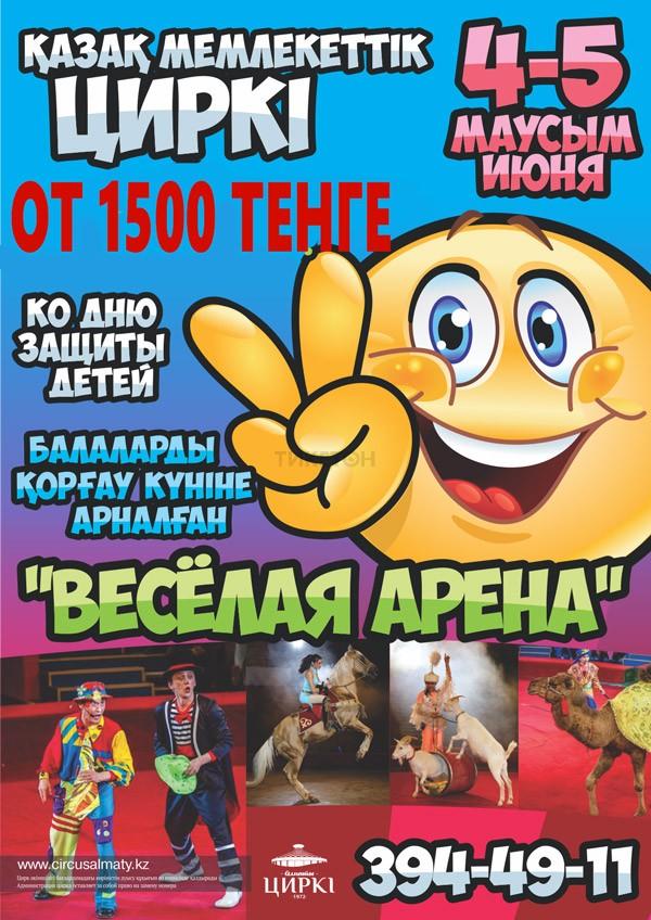 Цирк Веселая арена
