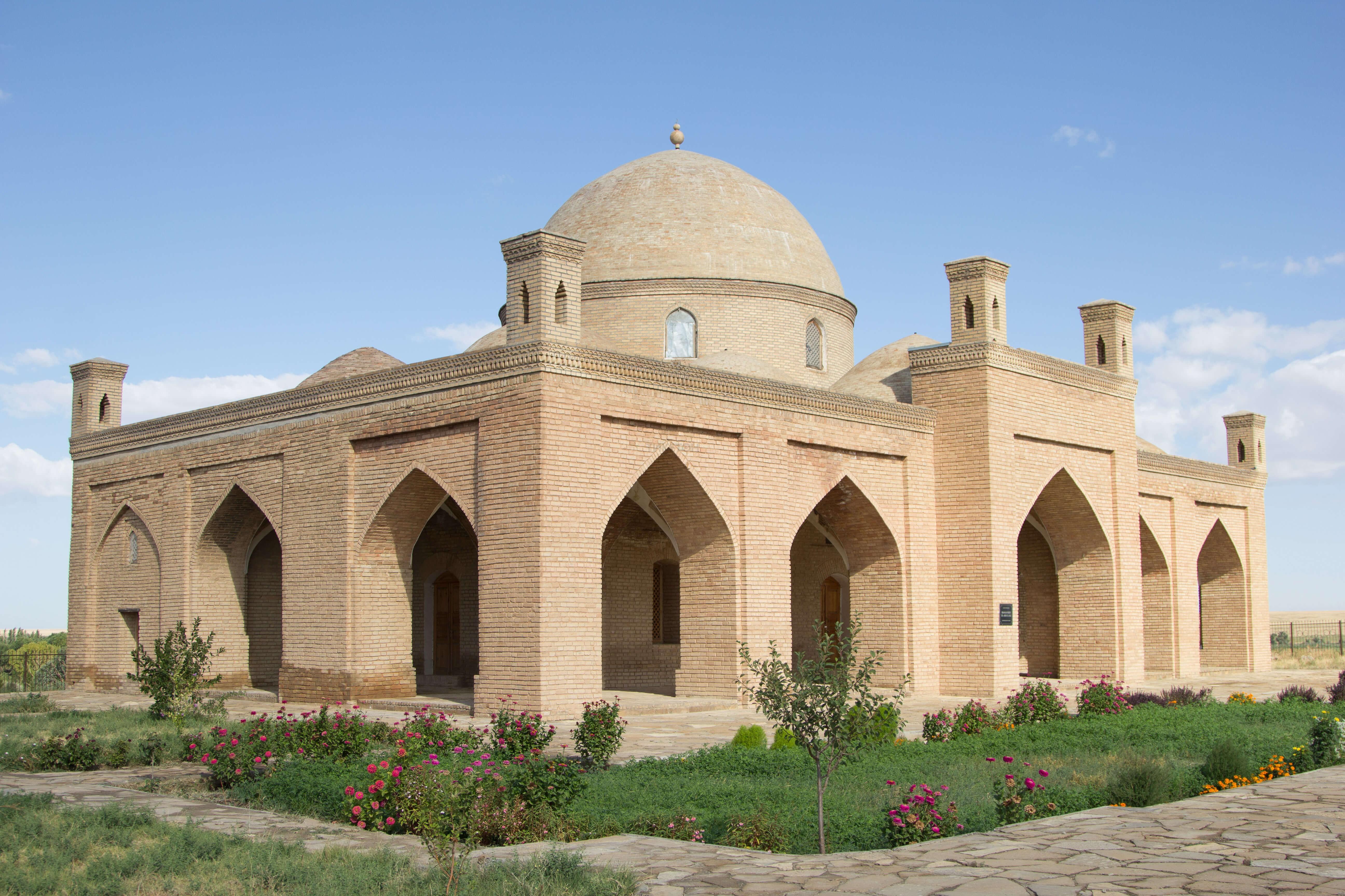 Мечеть Ишан Базар (Акмечеть)