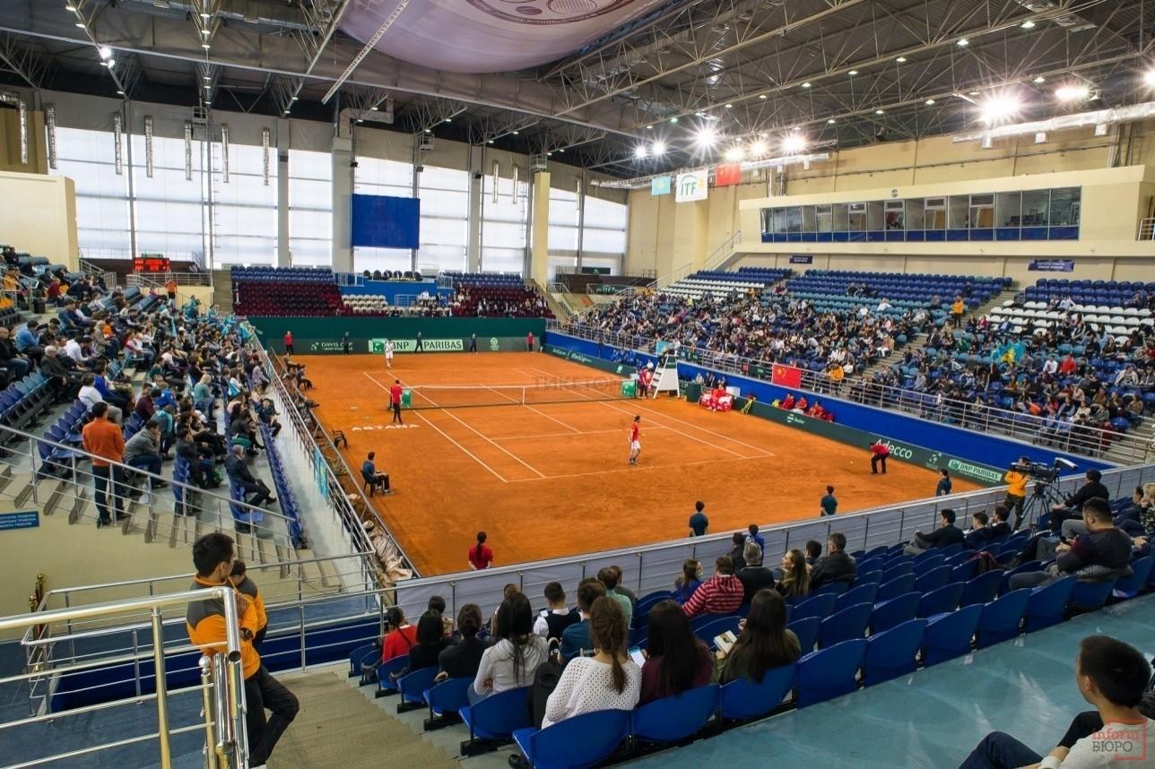 Национальный теннисный центр