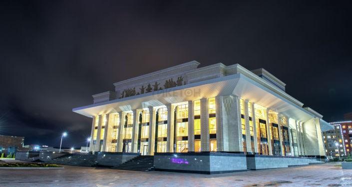 Талдыкорганский драматический театр имени Б.Римовой