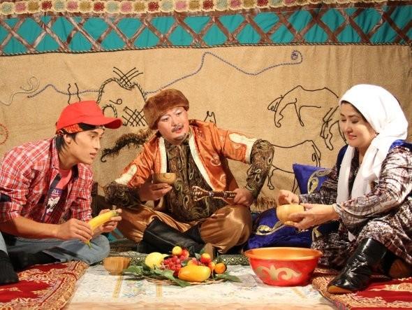 Театр кукол Нур-Султан