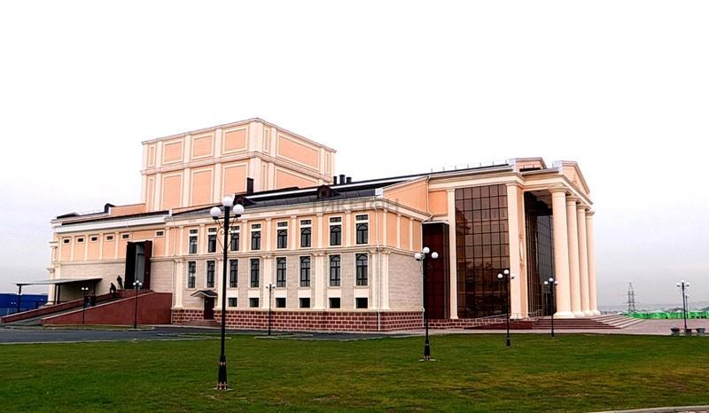 Театр имени Ж. Шанина