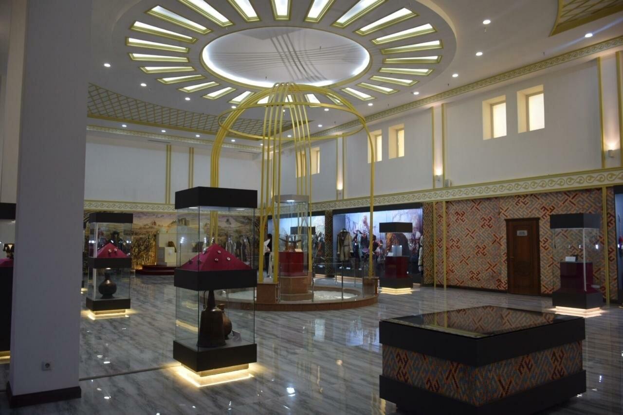 Визит-центр (Туркестан)