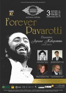 Forever Pavarotti