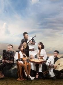 Этно-фьюжн группа «Astar»