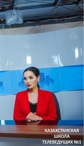 Казахстанская школа телеведущих в Нур-Султане