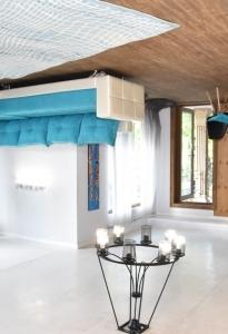 Перевёрнутый дом в Шымкенте
