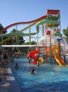 Аквапарк Water park