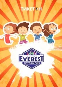 Батутный парк Everest