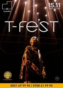 T-Fest в Бишкеке