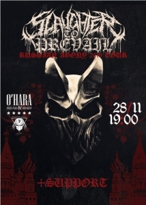 Slaughter To Prevail в Нур-Султане