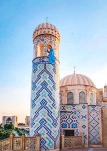 Из Казахстана в Узбекистан на 4 дня