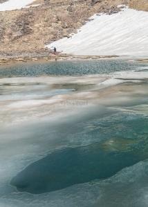 Путешествие к ледниковым озерам