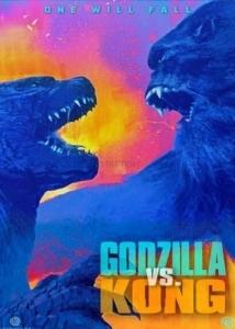 Годзилла против Конга