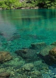 Нефритовые озера