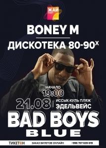 BONEY M & BAD BOYS BLUE