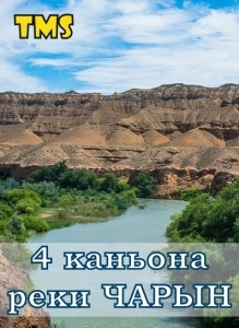 Экскурсия по 4 каньонам от компании Tour Media Systems