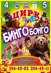 Цирк «Бинго Бонго»