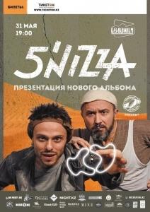 5'NIZZA в Алматы