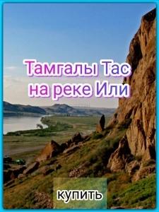 Тамгалы Тас на реке Или