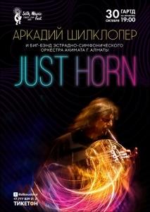 Just Horn. Аркадий Шилклопер