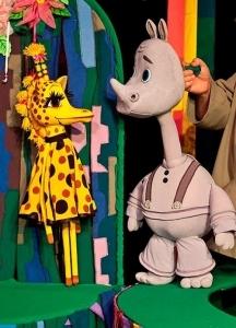 «Носорог и Жирафа»