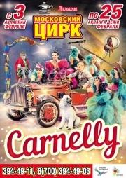 Московский цирк. Carnelly