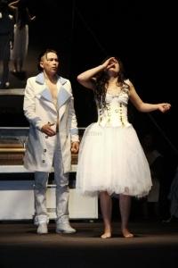 Ромео - Джульетта. Театр им. Жантурина