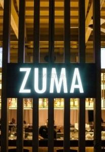 Ресторан ZUMA