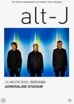 ALT-J в Москве