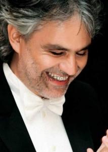Andrea Bocelli в Амстердаме