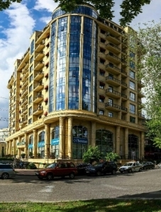 БЦ «Almaty Residence»