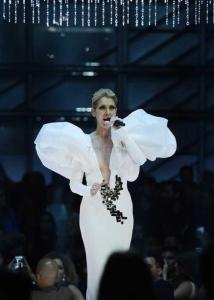 Celine Dion в Амстредаме
