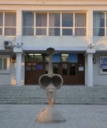Филармония им. М.Оскинбаева г. Актау