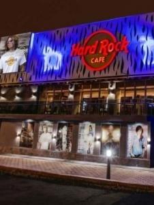 Hard Rock Cafe SM