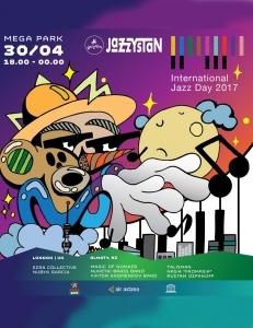 Jazzystan pres. International Jazz Day 2017