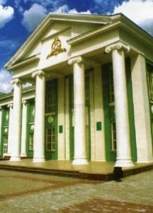 Театр им С. Муканова г. Петропавловск