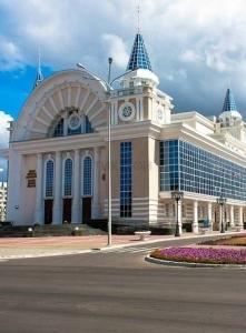 Костанайский театр им. И.Омарова