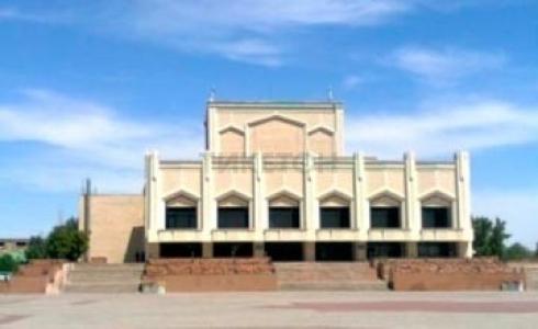 Kyzylorda regional music and drama theatre. N. Bekezhanova