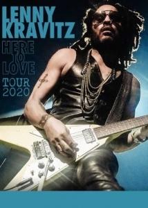 Lenny Kravitz в Санкт-Петербурге