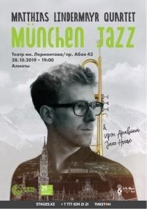 Matthias Lindermayer Quartet «Munchen Jazz»