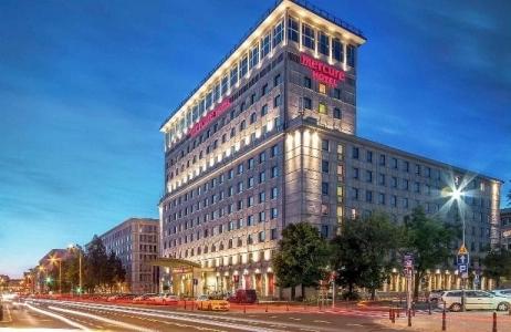 Отель Mercury Warszawa Grand