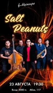 Salt Peanuts в Музкафе